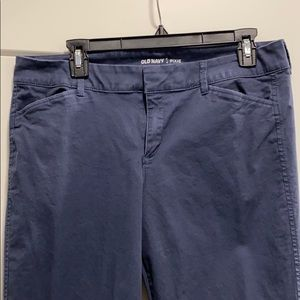 Navy Pixie Pants